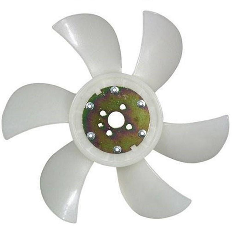 Крыльчатки вентилятора двигателя